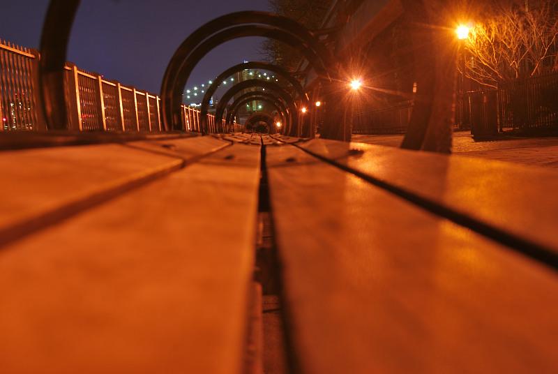 a walkway