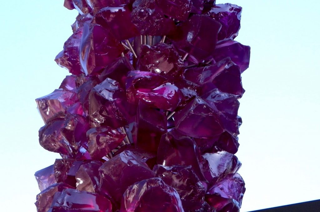 the body of the rose crystal tower