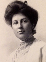 an image of nora stanton blatch