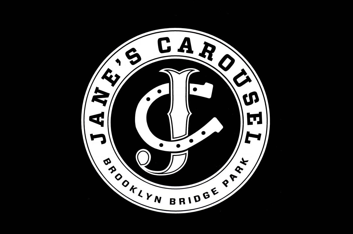 the logo of jane's carousel