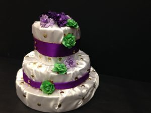 Verna's Wedding Cake Spriing 2018