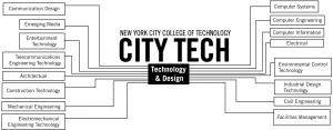 Image of City Tech Logo Animation