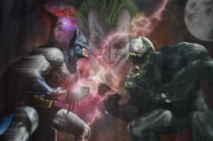 Batman Vs Venom 1