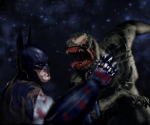 Batman Vs Venom 2