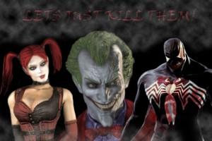 Joker Venom Harley