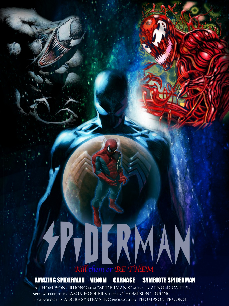 Spiderman Poster Thompson Truong S Eportfolio