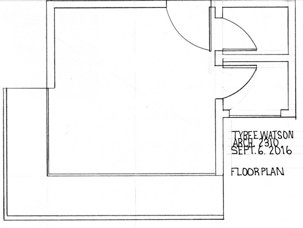 Lam House floor plan