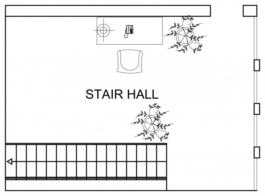 stair-hall