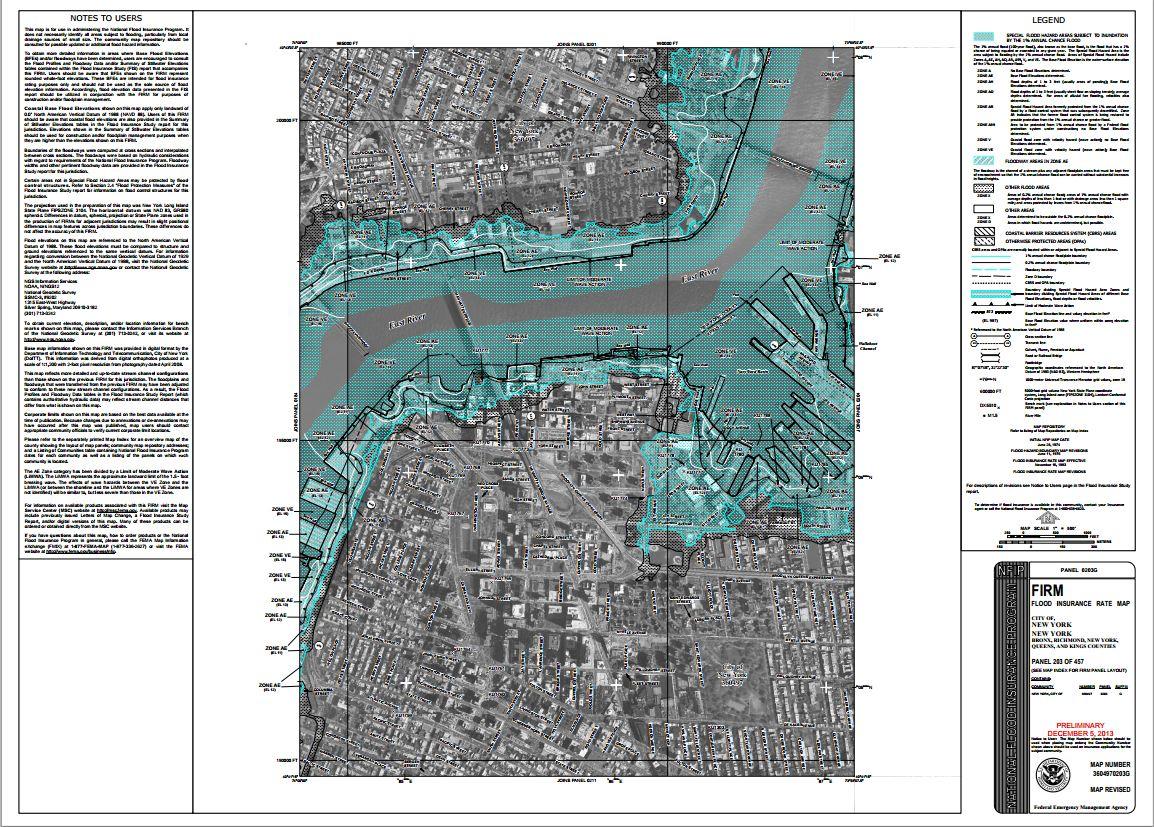 FEMA_Preliminary Firm_Downtown Brooklyn Dumbo Navy Yard_overall panel
