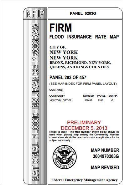 FEMA_Preliminary Firm_Title