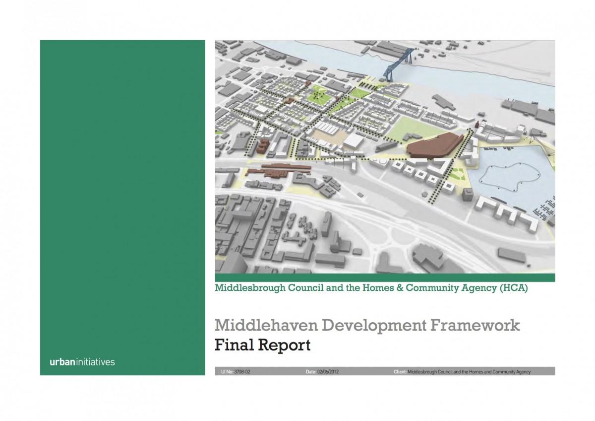 Middlesbourgh_Development Framework_cover