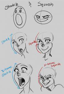 facial expressions 1