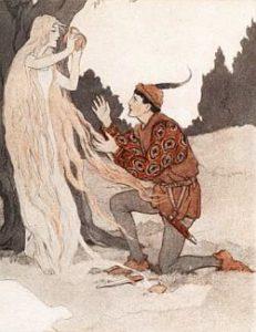 The Three Citrons Illustration