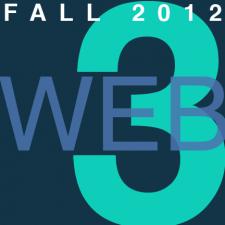 WEB 3 – Fall 2012