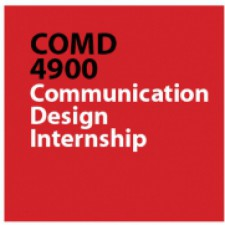 Group logo of COMD 4900–Communication Design Internship
