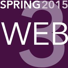 Web 3 – Spring 2015 – COMD 3652 – E270