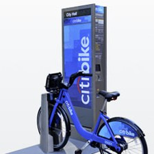 Using a Citi Bike in New York City