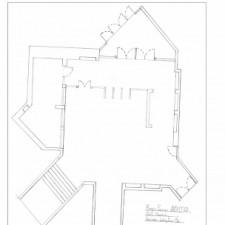 Voorhees Lobby Floor Plan