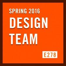 Design Team E278—Spring 2016