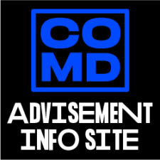 COMD Advisement site