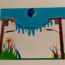 Dialogue Art piece