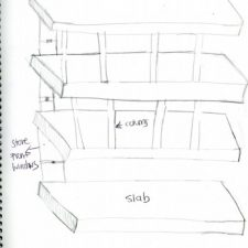 SKETCHES FROM THE WINDOW OBSERVATION (STRUCTURE)