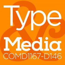 COMD1167-D146 Type & Media, SP2017