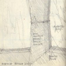 ARCH 1230 Montgomery 2017sp Sketchbooks+Notes