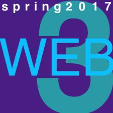 Web 3 – Spring 2017