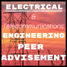 Electrical and Telecommunications Engineering Peer advisement