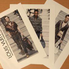 Louis Vuitton Press Kit