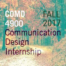 COMD4900HD96 FALL 2017 Internship