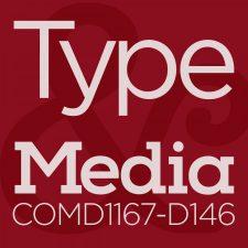 COMD1167 Type & Media, SP2018