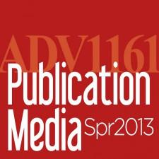 Publication Media – Spring 2013