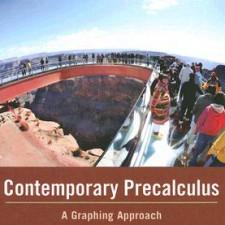 MAT 1375 Precalculus – Spring 2013 – Ganguli