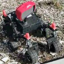 CUNY Open-Source DIY Rover
