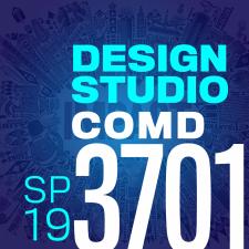 Design Studio COMD 3701 S19