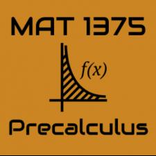 MAT1375Precalculus-TEMPLATE