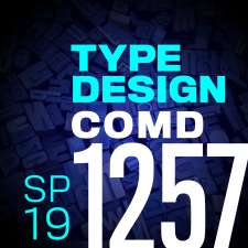 Type Design – COMD 1257_ Sp 19