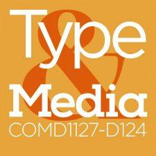 COMD1127 Type & Media, Sp2019