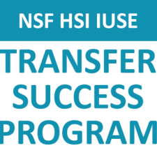 NSF HSI IUSE Transfer Success Program