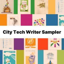 City Tech Writer Sampler