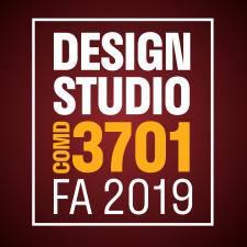 COMD3701 Design Studio, FA19 – Garrastegui