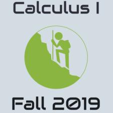 MAT 1475 Calculus I, Fall 2019