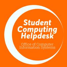 Student Computing Helpdesk