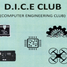 D.I.C.E club (Computer Engineering Club)