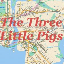 The Three Little Pigs Retold by Denise Polonia