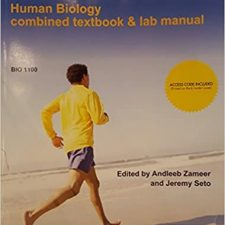 HUMAN BIOLOGY (BIO 1100) OER