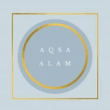 Aqsa Alam's ePortfolio