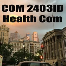 COM 2403ID Health Communication